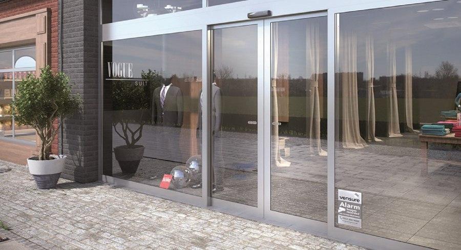 puertas de vidrio automaticas