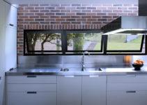 ventanas proyectantes para cocina