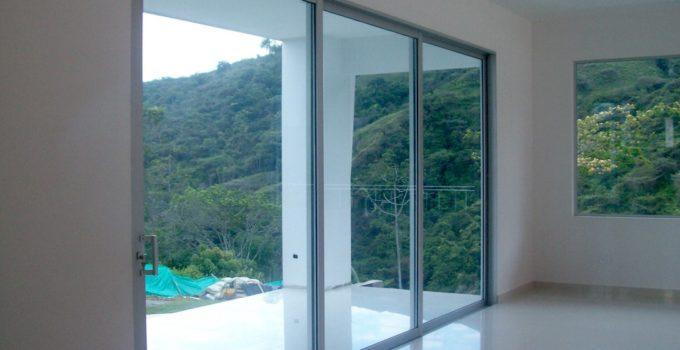 puertas de vidrio peru