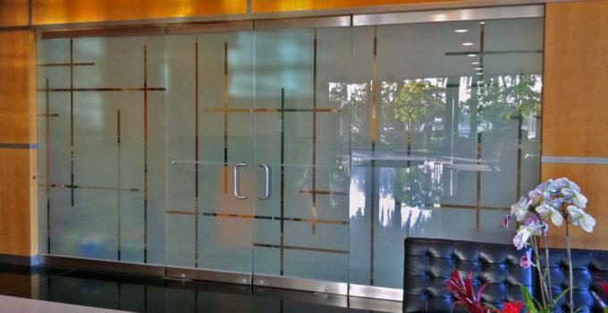 vidrio serigrafiados usos