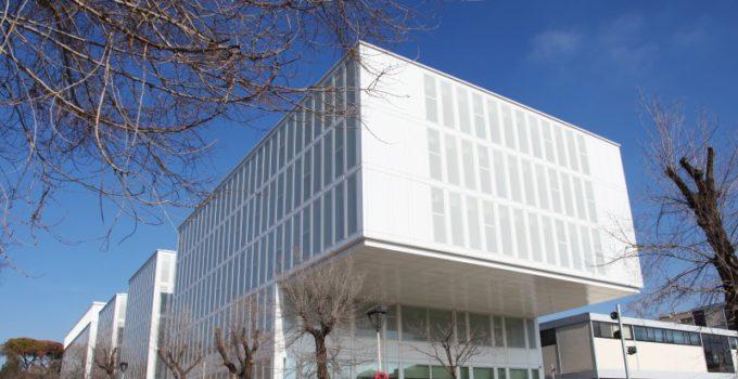 muro cortina para universidades en lima