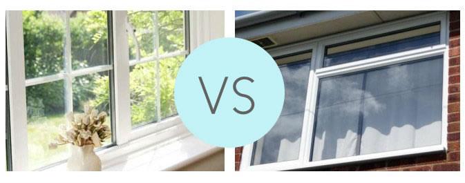 ventanas pvc vs ventanas de aluminio