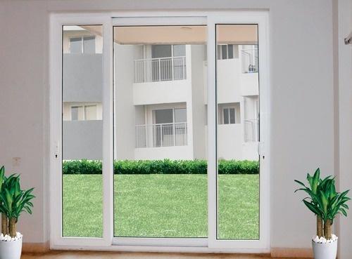 ventana deslizante de pvc